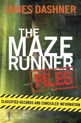 The Maze Runner Files (Maze Runner) PDF