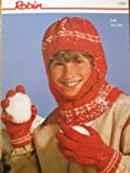 Knitting Pattern Robin 13583 DK Weight Boys Helmet (Balaclava) & Gloves Double Knit Yarn robin