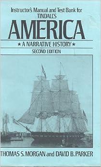america a narrative history outline