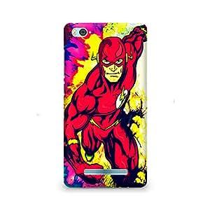 Ebby Flash Premium Printed Case For Xiaomi Redmi Mi5