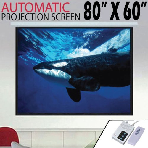 Buy Price Motorized Electric Auto Projector Projection