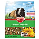 Kaytee Fiesta Max Food for Guinea Pig, 4-1/2-Pound