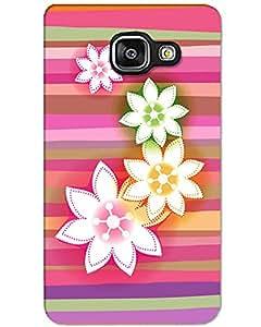 Hugo Samsung Galaxy C5 Back Cover Hard Case Printed Designer Multicolour