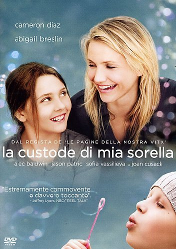 La custode di mia sorella [IT Import]