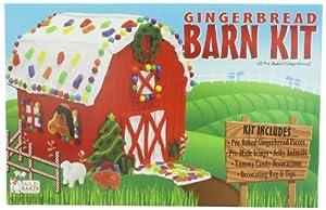 Amazon Com Wild Baker Barn Gingerbread Kit 1 Count
