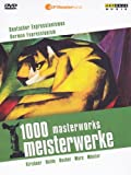 Cover art for  German Expressionism: 1000 Masterworks