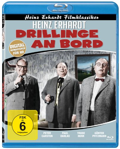 Drillinge an Bord [Blu-ray]