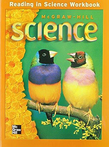 Reading in Science Grade 3: Macmillan/McGraw-Hill Edition (Mcgraw-Hill Science) (Science Textbook Grade 3 compare prices)