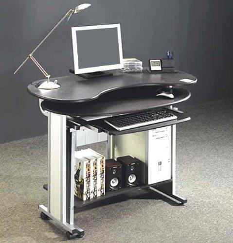 Scrivania Porta Pc Nero.Stampanti All In One Sixbros Office Scrivania Porta Pc Nero