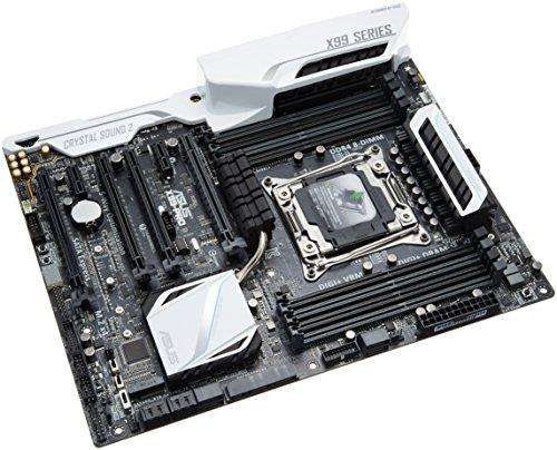 ASUS X99-PRO ATX DDR4 3000 LGA 2011-3 Motherboards