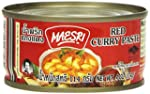 Maesri Thai Red Curry Paste - 4 oz (P...