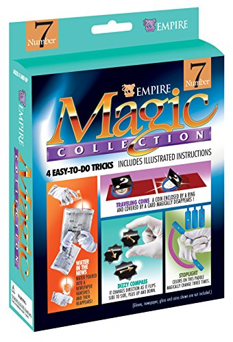Empire Magic Magician Starter Collection #7 4pc Magic Set