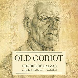 Old Goriot | [Honoré de Balzac]