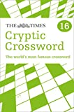 Times Cryptic Crossword 16 (000745337X) by Browne, Richard