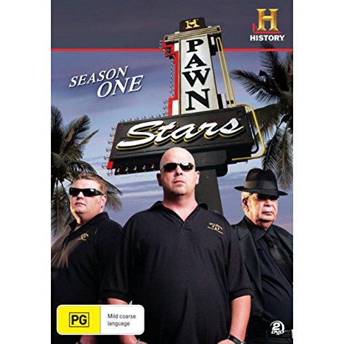 Cover art for  Pawn Stars: Season 1