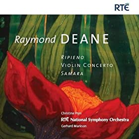 Ripieno, Violin Concerto and Samara