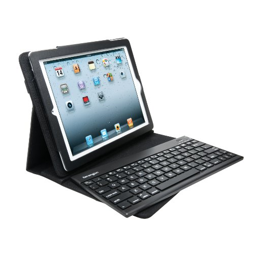 Kensington KeyFolio Pro 2 Case, Keyboard and Stand for iPad Family