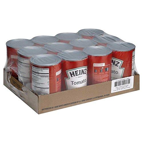 Heinz Condensed Tomato Soup - 51 oz. can, 12 per case (1 Can Tomato Soup compare prices)
