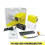 Yg300 Mini Portable Hd Led Projector