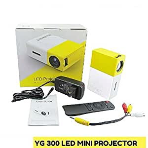 Buy yg300 mini portable hd led projector online for Portable pocket projector reviews