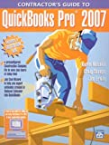img - for Contractor's Guide to Quickbooks Pro 2007 book / textbook / text book