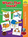 What's That Sound?: Listening to and...