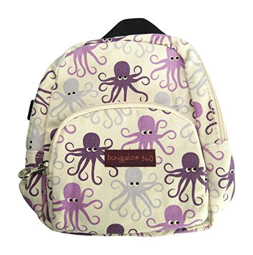 Bungalow 360 Kid's Mini Backpack (Octopus)