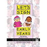 Let's Sign Early Years, BSL Building Blocks Child & Carer Guideby Cath Smith