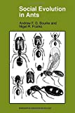 img - for Social Evolution in Ants book / textbook / text book