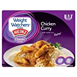 Heinz Weight Watchers Chicken Curry With White Rice 4x320g