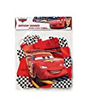 Cars Birthday Party Banner, Party Supplies
