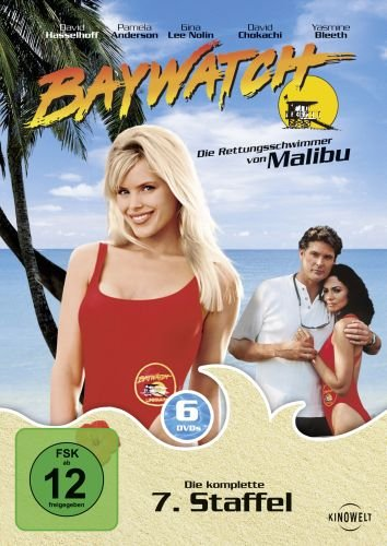 Baywatch - Die komplette 7. Staffel (6 DVDs)