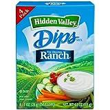 Hidden Valley Dips Mix Original Ranch, 4 Ounces