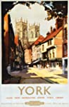 TX341 Vintage YORK Yorkshire British...