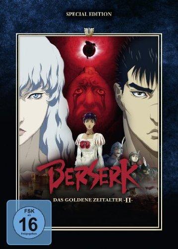 Berserk - Das goldene Zeitalter II, DVD - Special Edition
