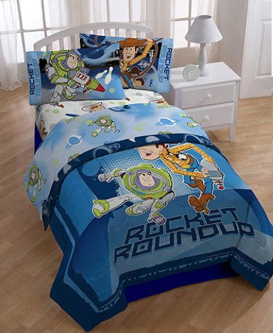 Toy Story Comforter Set front-758352