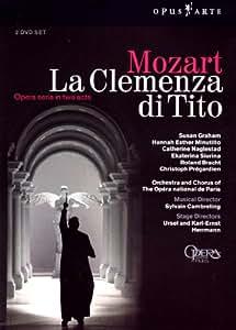 Mozart: La clemenza di Tito (2 DVDs)