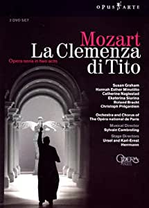 Mozart;Wolfgang Amadeus La Cle