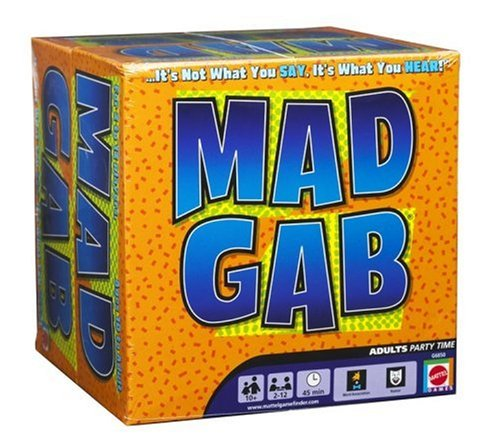 Buy Low Price Mattel Mad Gab Figure (B0009F4YRG)