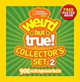 Weird but True! Collectors Set 2 (Boxed Set): 900 Outrageous Facts