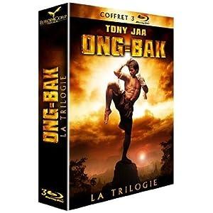 Coffret trilogie Ong Bak [Blu-ray]