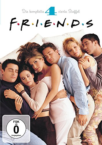 Friends - Die komplette Staffel 04 [4 DVDs]