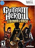 Guitar Hero III: Legends of Rock - Nintendo Wii (Game only)