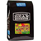 Christopher Bean Coffee Flavored Ground Coffee 12-Ounce Bag, Jamaica Me Crazy, 12 Ounce