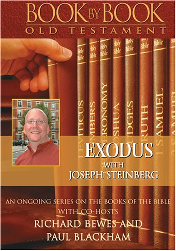 Cover art for  Exodus With Joseph Steinberg