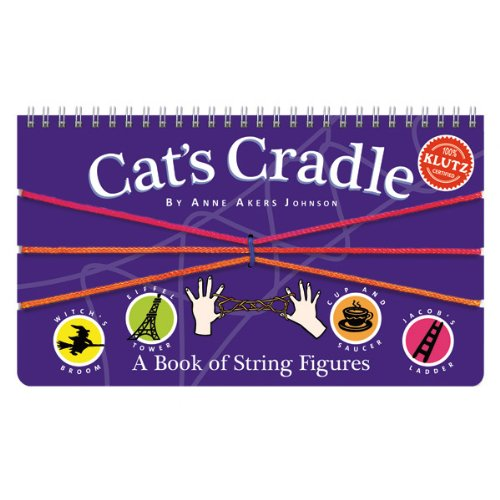 Cat's Cradle Book Kit- (Book and String)