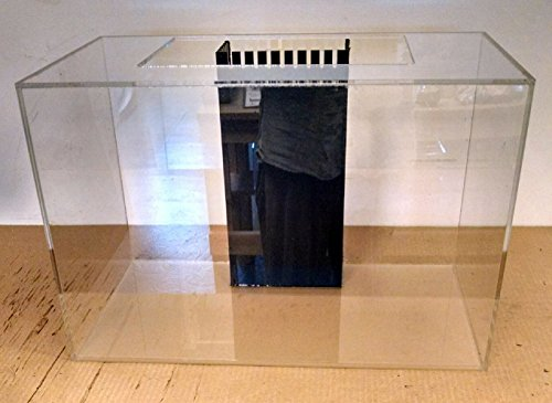 24 gallon Acrylic Aquarium with Overflow- 24x15x15 - Reef system-Fresh/Salt-Sump-Filter (Drilled Aquarium compare prices)