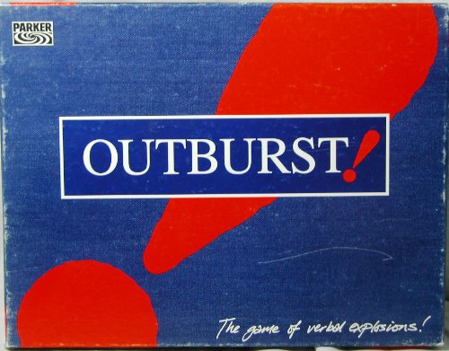 Outburst 1983 Game of Verbal Explosions - 1