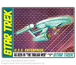 1/650 USS Enterprise, Tholian Web Episode