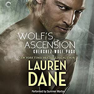 Wolf's Ascension Audiobook